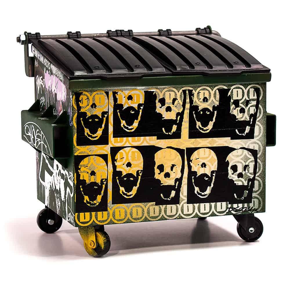 Skull Wagon