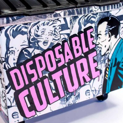 Disposable Culture II Detail