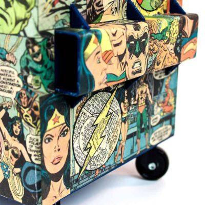 Justice League Detail