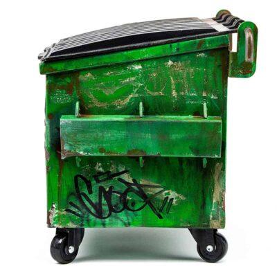 Residential Garbage Left